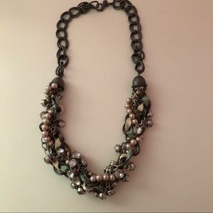 Loft Twisted Strand Necklace
